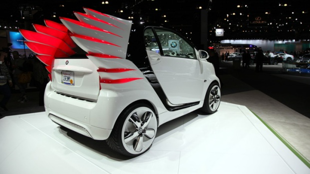 Must-See Cars at the LA Auto Show