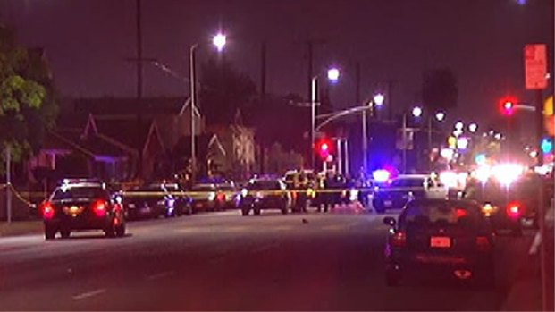 [LA] Teen Killed in Hit-and-Run Outside of Church