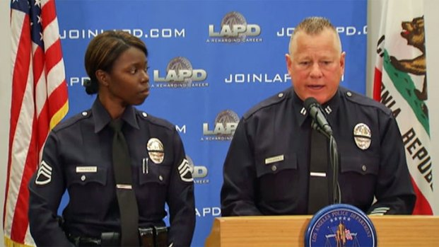 [LA] Married LAPD Capt. & Sgt. Discuss Dorner Threats
