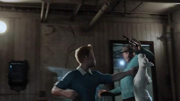 "[NATL] ""Tintin"" Trailer"