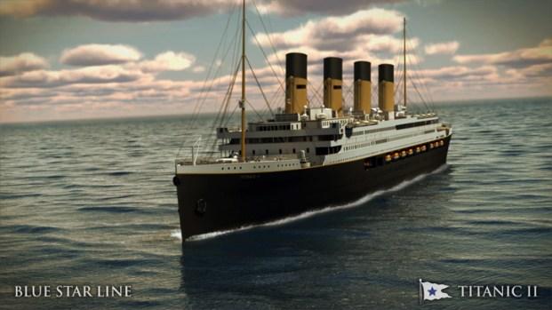 Titanic II Voyage Unveiled