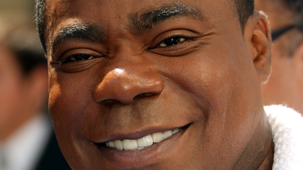"[NATL] Tracy Morgan ""Cried"" When He Watched ""Rio"""