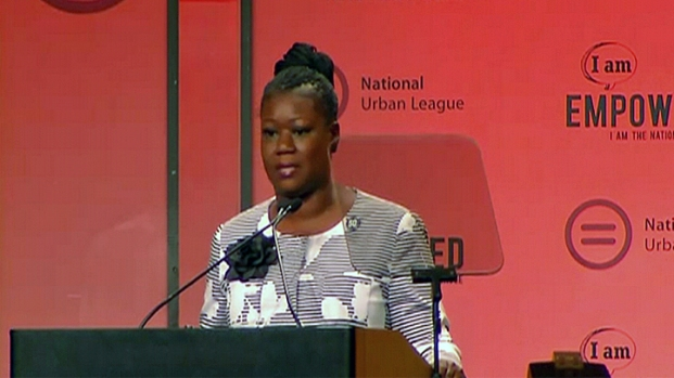 [PHI] Trayvon Martin's Mother Speaks in Philly