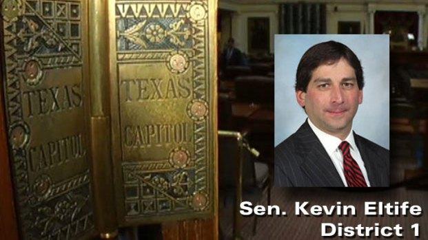 Texas Senators of the 83rd Legislature