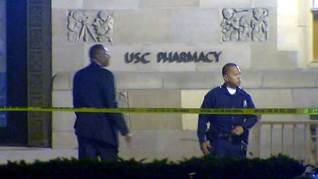 [LA] USC Campus Shooting: Shots Fired After Argument Outside Party