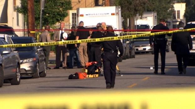 [LA] Armed Robbery Shot Near USC