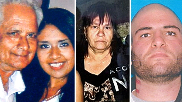 Santa Monica Shooting Victims