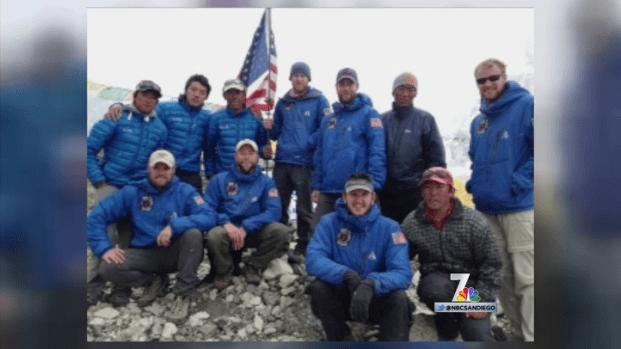 [DGO] Santee Airman Climbing Mt. Everest