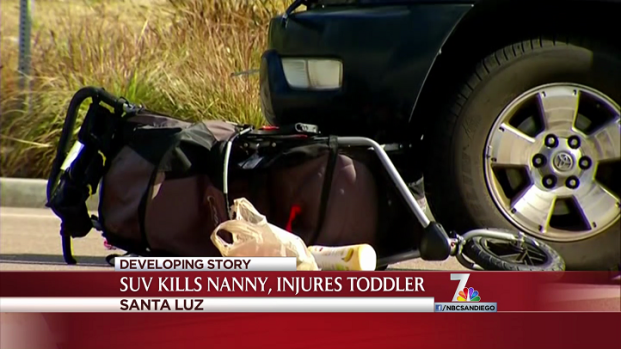 [DGO] Nanny Dies, Toddler Injured After SUV Strikes Stroller