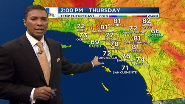 [LA] Weather Video: Afternoon Update, Wedneday Oct. 17, 2012