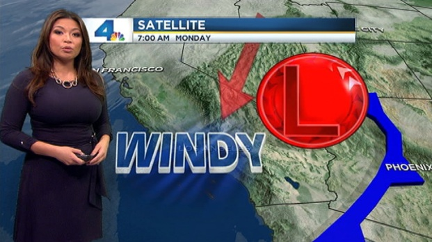 [LA] Weather Video: Monday, Jan. 7, 2013