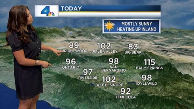 [LA] Weather Video: Monday, July 9, 2012