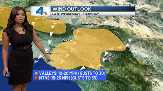 [LA] Weather Video: Tuesday, Oct. 16, 2012