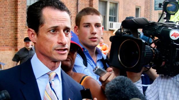 [NY] VIDEO: Anthony Weiner's Resignation Statement