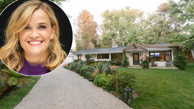 Reese Witherspoon Buys Malibu Farmhouse for $6.25 Million