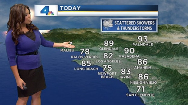 [LA] Weekend Weather Forecast