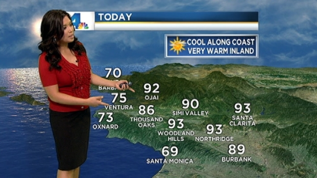 [LA] Weather Video: Friday, April 20, 2012