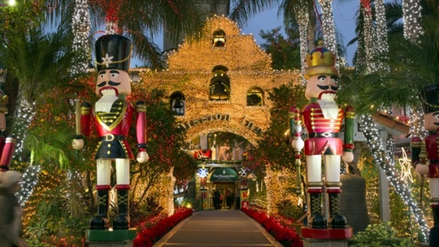 Mission Inn Hotel & Spa's Tremendous Twinkle