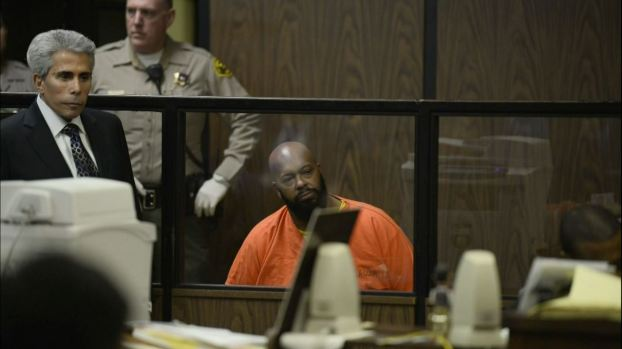 """Suge"" Knight in Court"