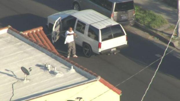 Deputies Shoot Kidnap Suspect in Gun Battle After Pursuit