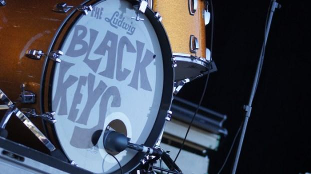 The Black Keys at Outside Lands 2011
