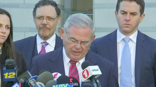 [NATL] Sen. Menendez's Bribery Trial Ends in Hung Jury