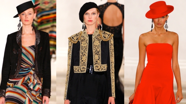 [THREAD] Ralph Lauren Tries Spanish Spice for Spring
