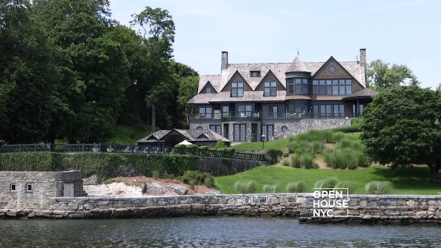 A Customized Waterfront Estate