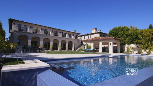 Home Tour: Inside a Luxurious Mediterranean Estate in Bel Air
