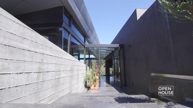 Designer Tour: A LA Home Built Into a Hill