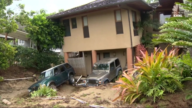 Trouble in Paradise: Hawaii's Floods Wreak Havoc