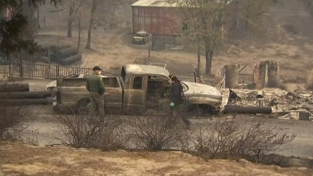 63 Dead, 631 People Unaccounted For in Camp Fire