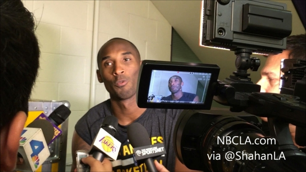 Kobe Bryant Explains Trash Talking