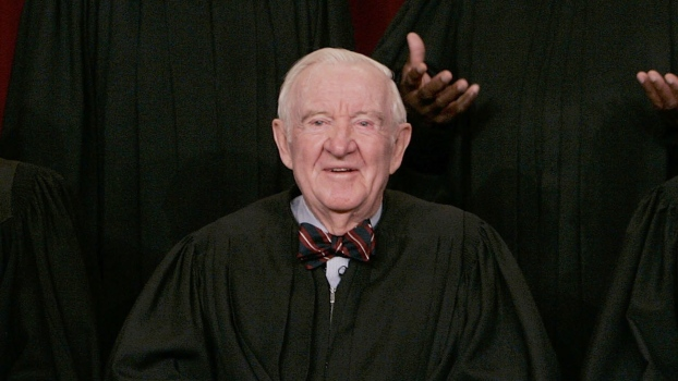 Retired Supreme Court Justice Stevens Dies at 99
