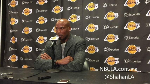 Lakers Beat Jazz: Kobe Bryant & Julius Randle Postgame