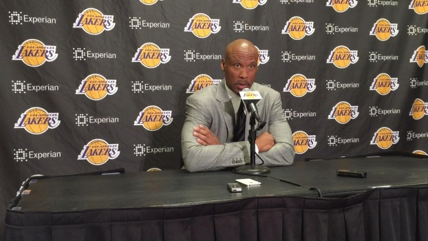Kobe Coming to Lakers Games