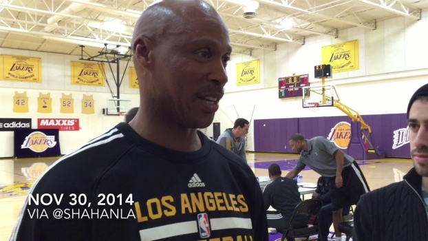 Byron Scott Hints at Lineup Changes