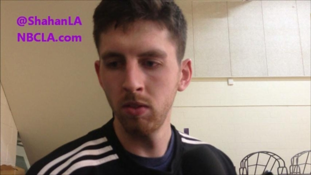 Ryan Kelly Describes Growth With Lakers