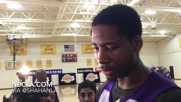 Ed Davis Talks Clarkson, B-Scott