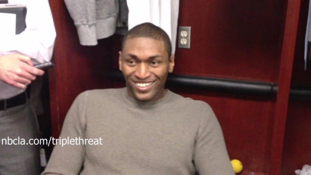 Metta World Peace Rant Part 2