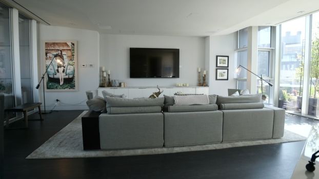 The Luxury Penthouse Kim and Kanye Once Stayed