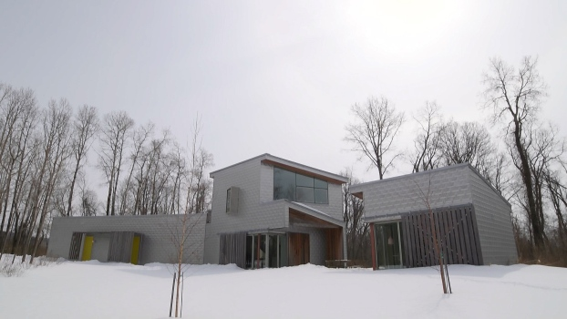 A Property Built With the Environment In Mind