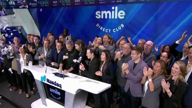 The debut of SmileDirectClub leaves investors frowning