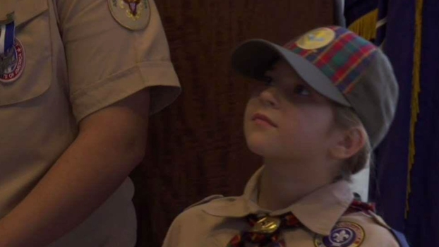 4th Grader Becomes NYC's First Female Boy Scout