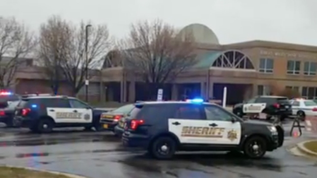 Gunman Dead, 2 Wounded at Md. High School
