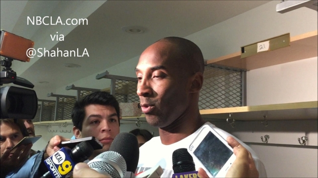 Kobe Bryant Responds to ESPN, Recent Criticism