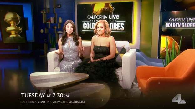[LA] California Live Previews the Golden Globes