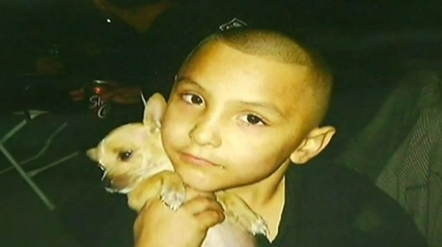 [LA] Graphic Images Revealed in Boy's Death