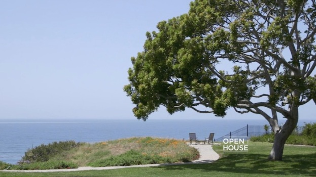 Tour An Estate with Exclusive Access to the Beach