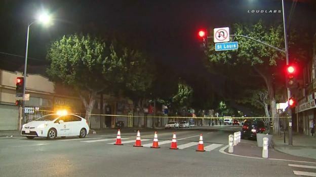 [LA] Body Left Behind Bar in Hit-Run Crash